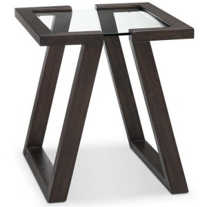 Visby Rectangular End Table