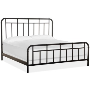 Madison Heights Complete Metal King Bed