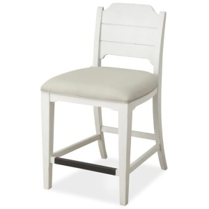 Counter Stool with Upholstered Seat (2/ctn)