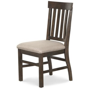 St. Claire Dining Side Chair w/Upholstered Seat