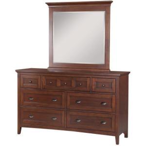 Harrison Double Dresser w/Landscape Mirror