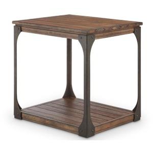 Montgomery Rectangular End Table