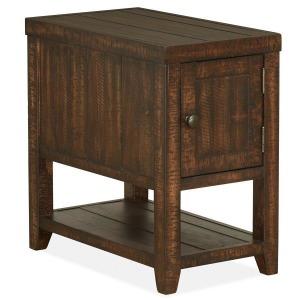 Caityln Rectangular Chairside Table