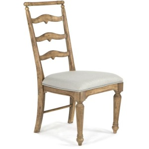 Dining Side Chair with Upholstered Seat (2/ctn)