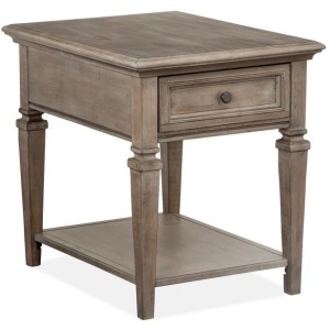 Lancaster Rectangular End Table