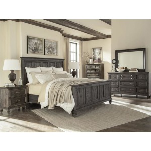 Calistoga 3 PC Queen Panel Bedroom Set