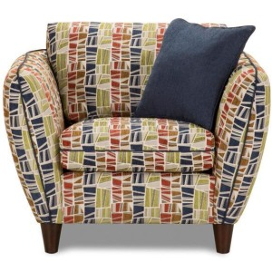 Accent Chair - (Stonehenge-5)