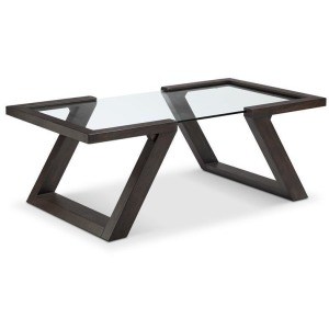 Visby Rectangular Cocktail Table