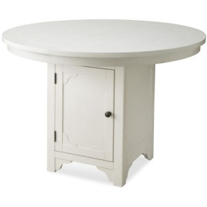 Round Counter Table
