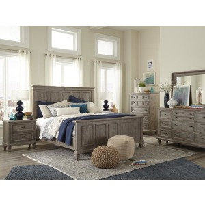 Lancaster 3 PC King Panel Bedroom Set