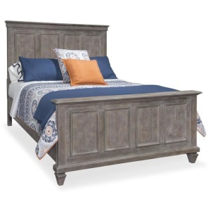 Lancaster Complete Queen Panel Bed