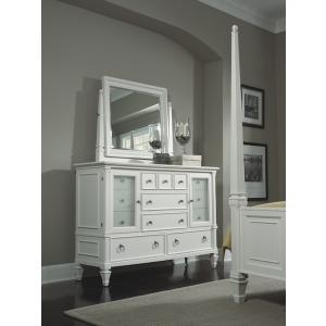 Ashby Dresser & Cheval Mirror