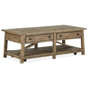 Bluff Heights Rectangular Cocktail Table