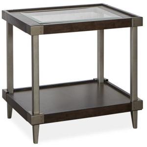 Tamron Rectangular End Table