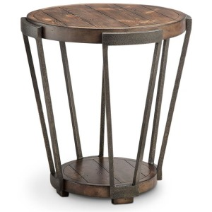 Yukon Round End Table