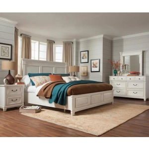 Brookfield 4 PC King Bedroom Set
