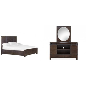 Pine Hill 3PC Queen Bedroom Set