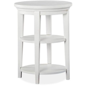 Heron Cove Round Accent End Table