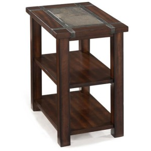 Roanoke Rectangular Chairside End Table