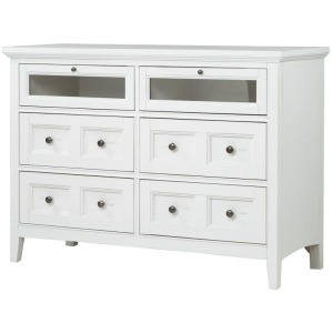 Heron Cove Media Chest