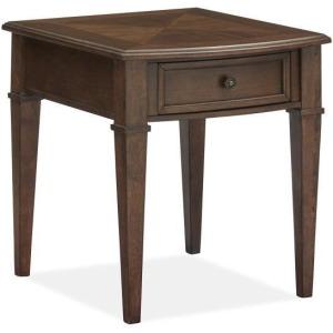 Wilton Rectangular End Table