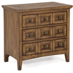 Bay Creek Drawer Nightstand (no touch lighting control)