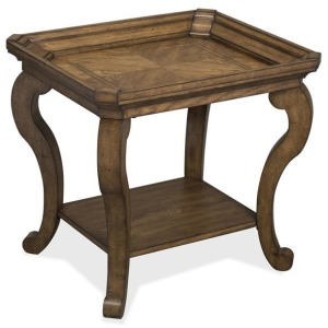Isabella Rectangular End Table