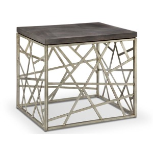 Tribeca Rectangular End Table
