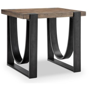 Bowden Rectangular End Table