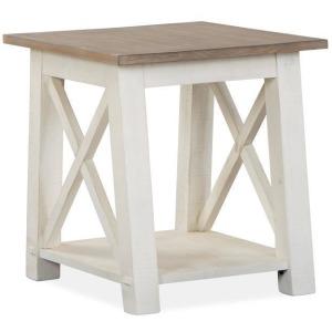 Sedley Rectangular End Table