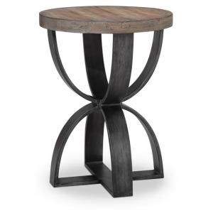 Bowden Round Accent Table