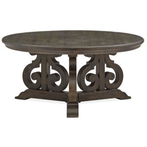 Bellamy Round Cocktail Table