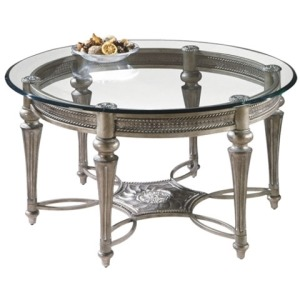 Galloway Round Cocktail Table