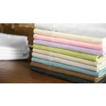 Brushed Microfiber Cal King Fern, California King