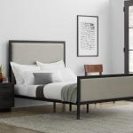 Designer Clarke Bed, King