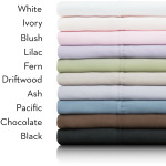 Brushed Microfiber Cal King Driftwood, California King