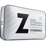 Zoned ActiveDough® + Bamboo Charcoal Queen Pillow