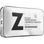 Shoulder Zoned Dough® Bamboo Charcoal Queen