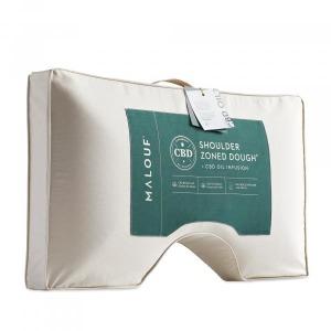 Shoulder Zoned Dough + CBD Oil Pillow