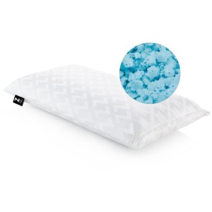 Queen Z Gel Shredded Memory Foam Pillow