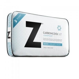 Z Carbon Cool LT Queen Pillow
