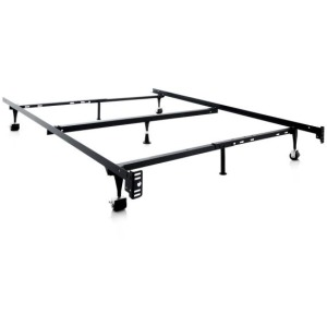 Adjustable Queen/Full/Twin Bed Frame