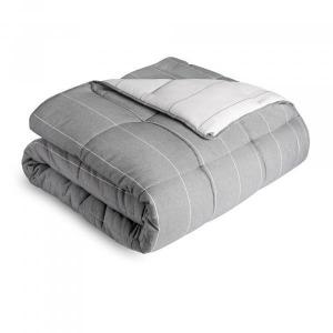 Chambray Comforter Set King Flint
