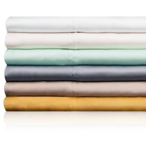 Woven Tencel Sheet Set, King, Dusk
