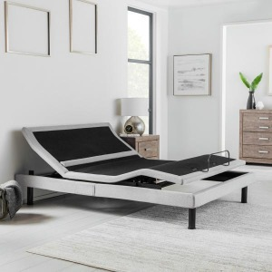 S755 Adjustable Bed Base -Queen