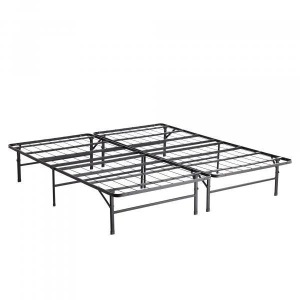 Structures Folding Platform Bed Frame, King
