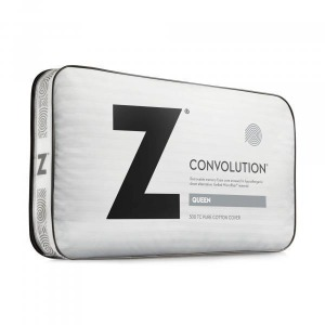 Convolution Queen Pillow