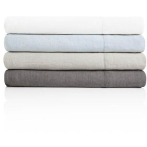 French Linen Sheet Set