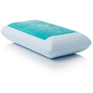 Gel Dough+ Z Gel King Mid Loft Plush Pillow