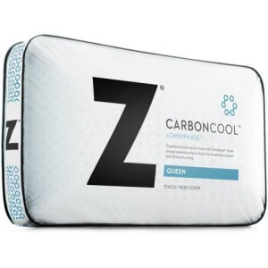 CarbonCool + OmniPhase Queen Pillow